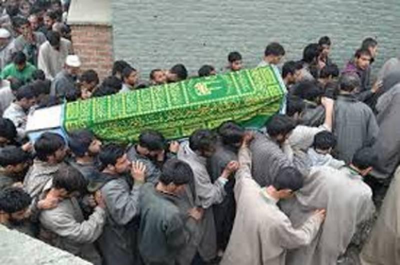 Day 64: One more Kashmiri martyred, death toll rises to 93