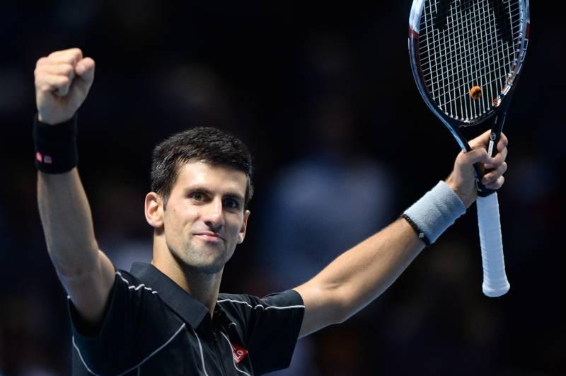 Defending champion Novak Djokovic cruises into US Open final
