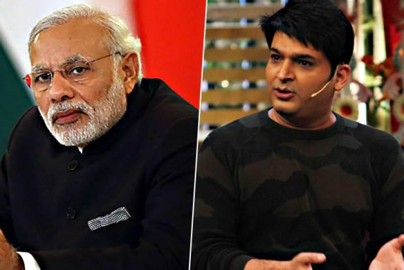 Kapil Sharma grills PM Modi over bribe complaint