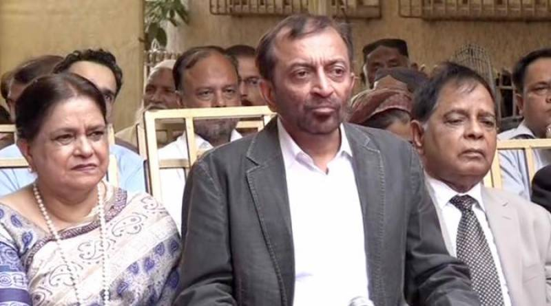 MQM will not collect hides of sacrificial animals this Eid-ul-Azha: Farooq Sattar