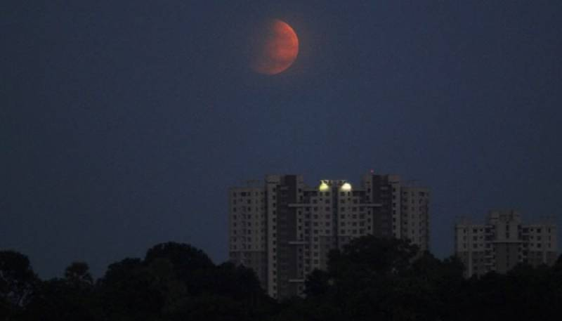 Pakistan to witness lunar eclipse (Chand Grahan) on September 16