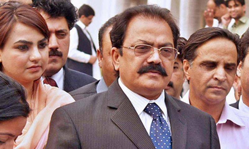 Rangers to launch operation against outlawed organizations in Punjab: Rana Sanaullah
