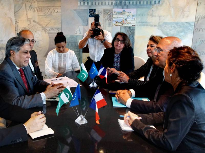 France willing to bolster economic ties with Pakistan