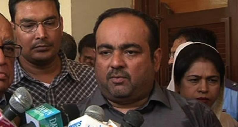MQM's Khawaja Izhar set free