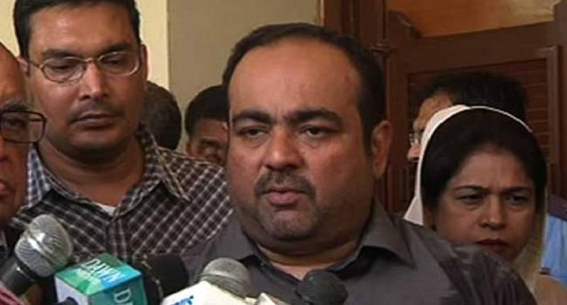Police raid residence of MQM's Khawaja Izharul Hassan