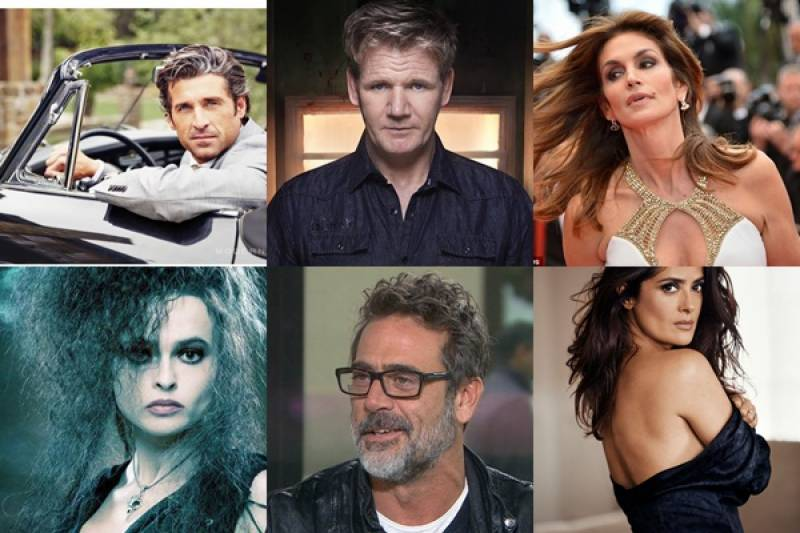 11 Celebrities Too Hot To Be 50!