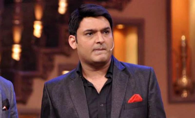 Indian comedian Kapil Sharma booked for violating Environment Act