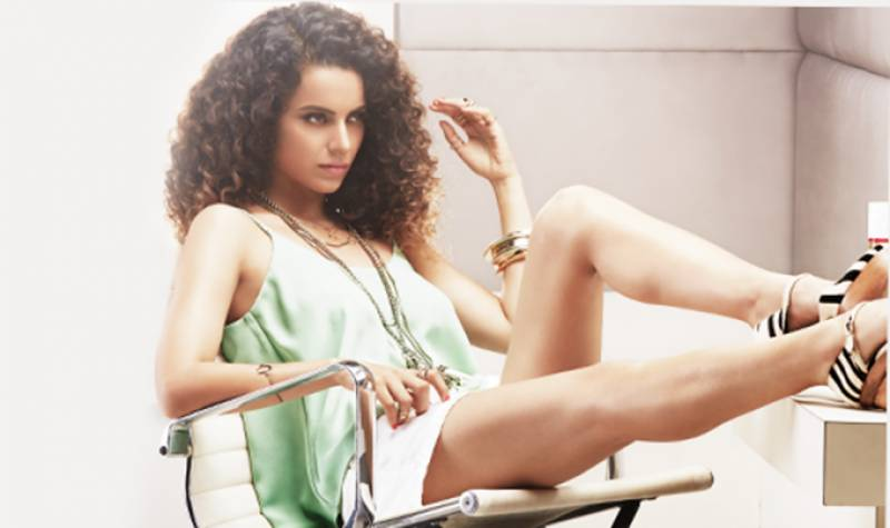 Kangana Said THIS To All Those Who Ridiculed Her 'Thick Accent'!