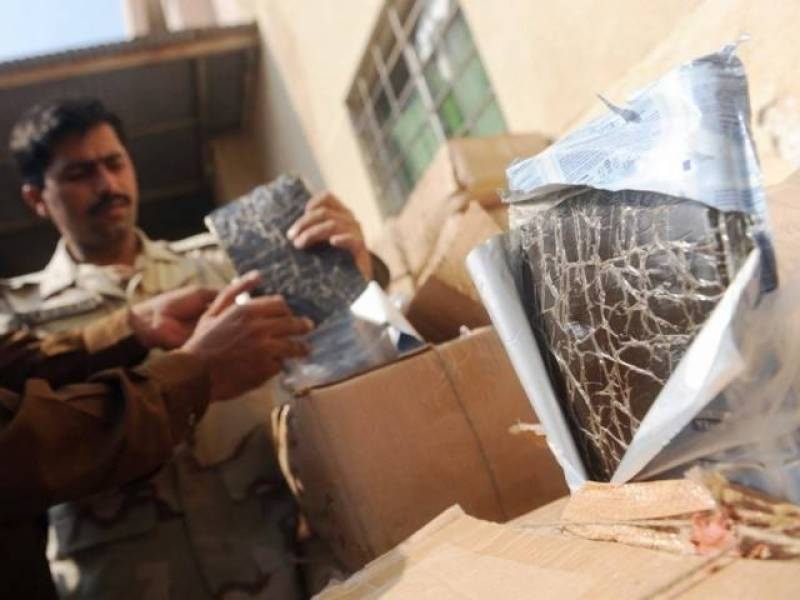 Anti Narcotics Force recovers 276 kilograms of drugs