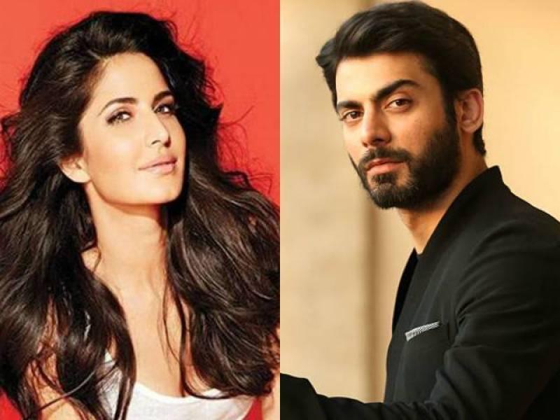 Fawad Khan signs film with Katrina Kaif