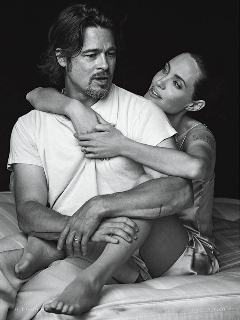 How The Pitt-Jolie Split Shook The World: A Timeline