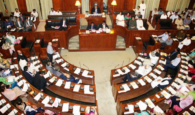 MQM lawmaker tables resolution against Altaf Hussain in Sindh Assembly