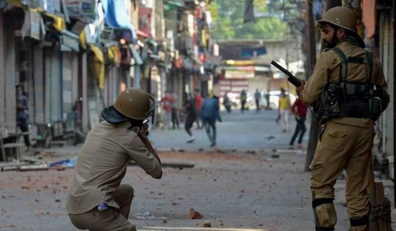 Pakistan raises Kashmir issue with EU