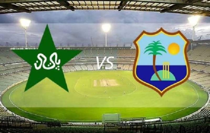Pakistan vs West Indies 1st T20 on Friday