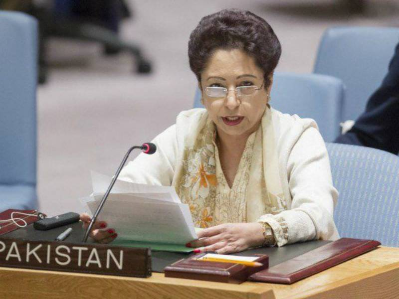 Pakistan will not unilaterally limit its nuclear program: Maleeha Lodhi