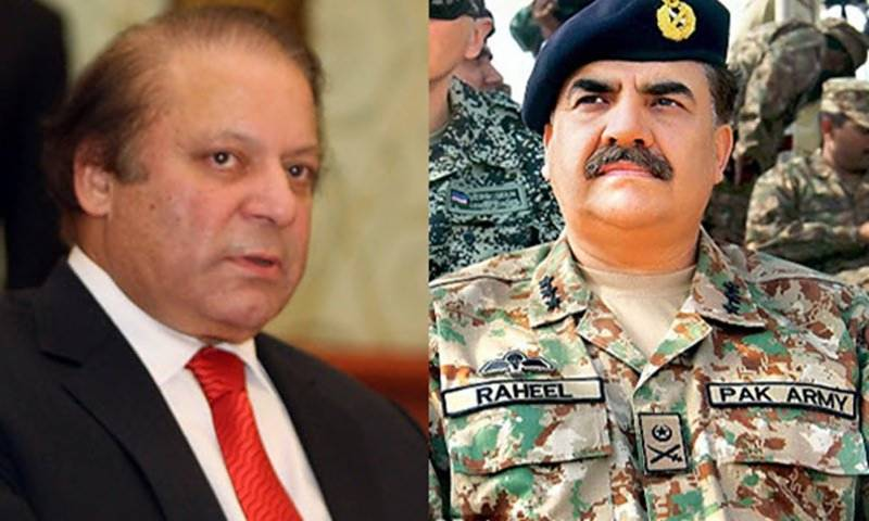 PM, Army Chief discuss regional situation on phone ahead of UNGA address