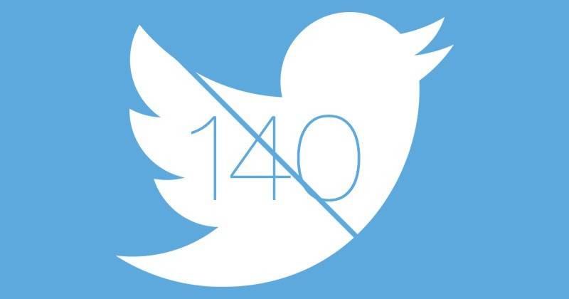 Twitter relaxes 140 character limit for media, links