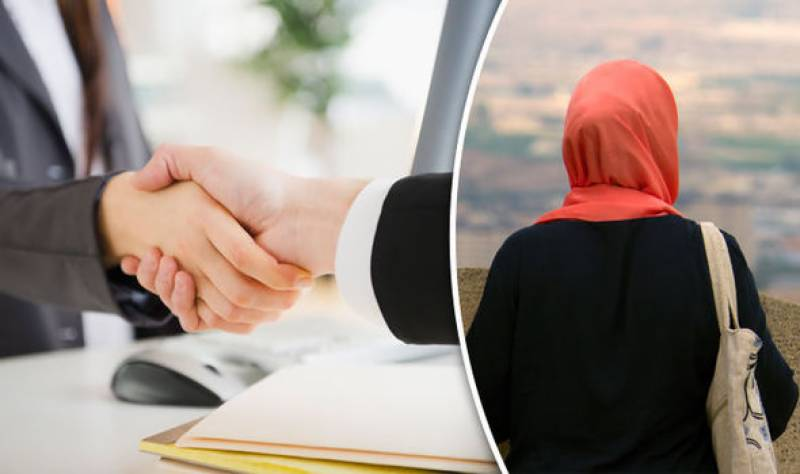 Muslim woman quits job after being PUSHED to shake hands with male co-workers