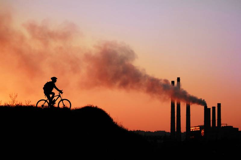 92 percent of world's population breathe dirty air: WHO
