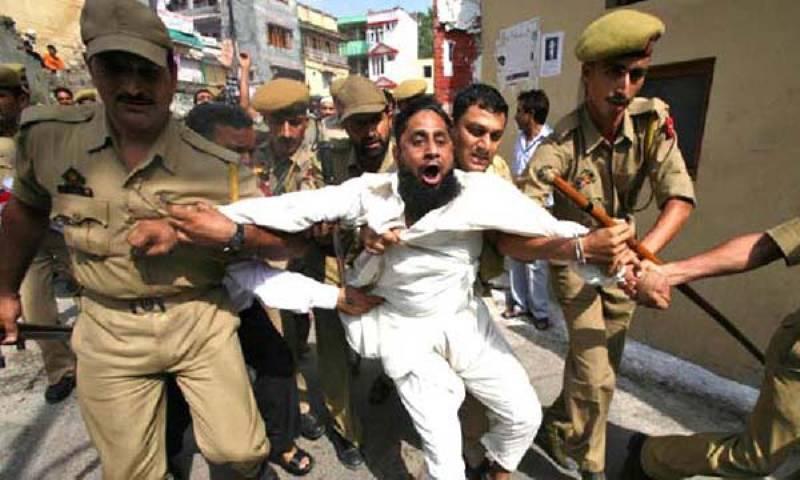 Indian forces arrest over 6,000 in Occupied Kashmir