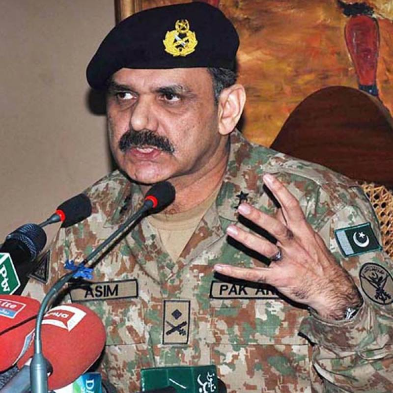 Military keeping a close eye on Indian border: ISPR