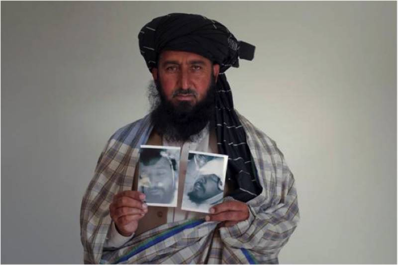 Pakistani journalist suing US for killing his son, brother in drone attack