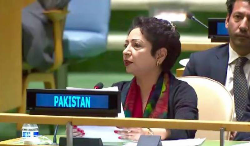 Watch: Awesome Maleeha Lodhi completely owns India at the United Nations