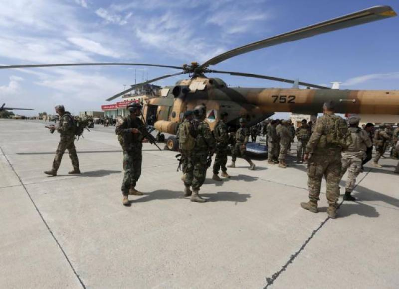 Five soldiers killed as Afghan helicopters mistakenly fires on own checkpost