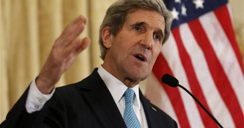 Leaked audio reveals John Kerry's admission of US failure to stop bloodshed in Syria