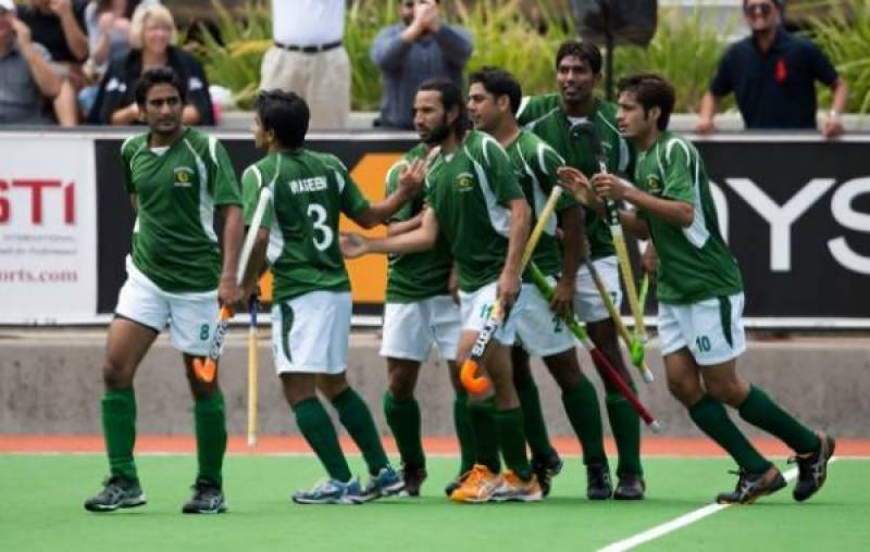 Pakistan secures third position in Jr Asia Hockey Cup