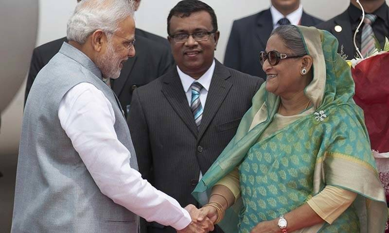 Will stand with India if it comes under attack: Bangladesh