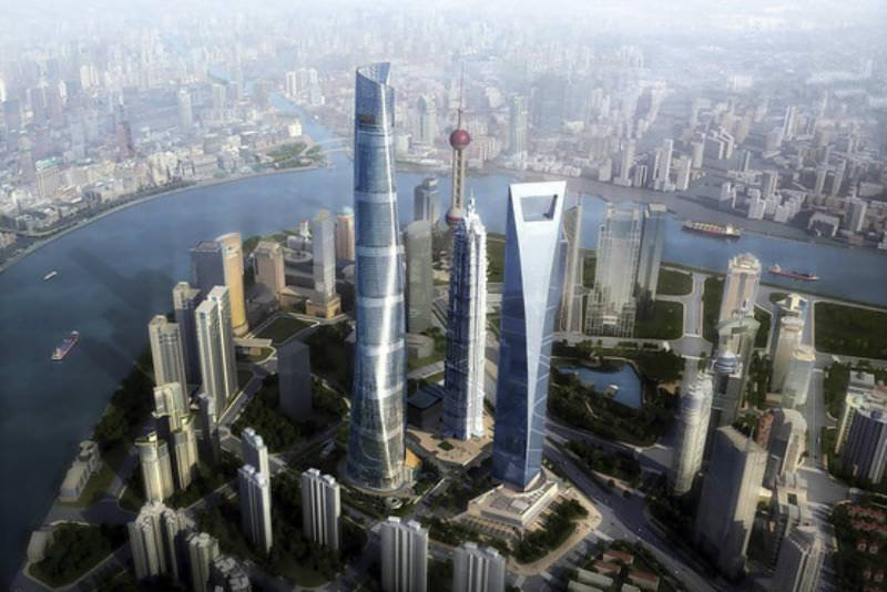 China unveils world's fastest elevator in Asia's tallest skyscrapper