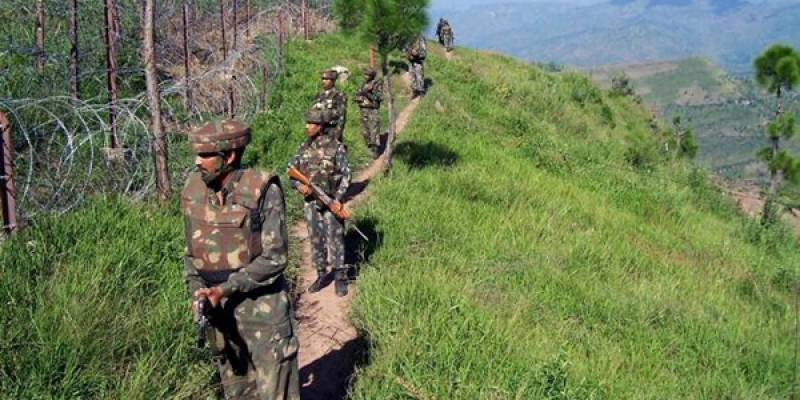 India again resorts to unprovoked firing along LoC