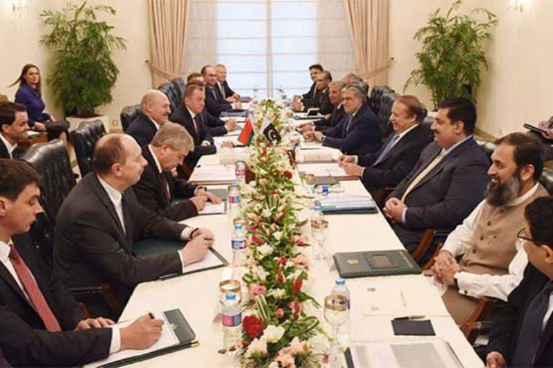 Pakistan, Belarus agree to enhance cooperation in various fields, ink 14 MoUs