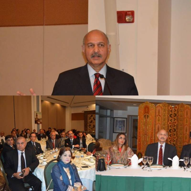PM's envoys on Kashmir highlight Indian human rights violation during US visit