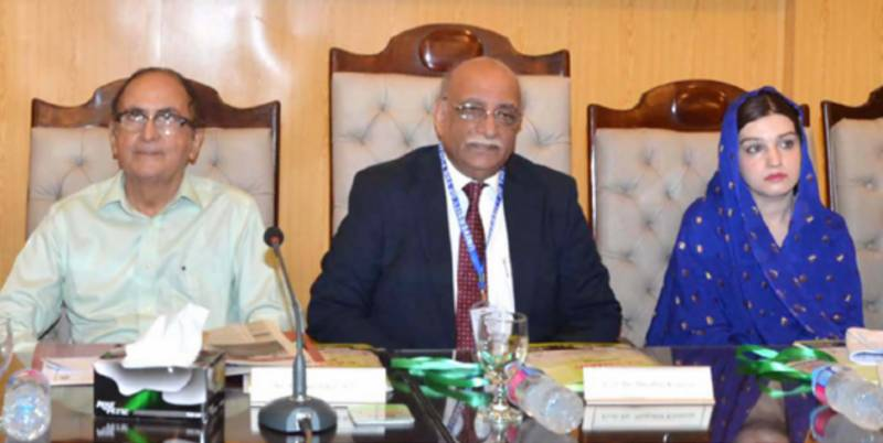 PU VC urges PM Nawaz to give Zia-styled response to Modi, announces free education and residence for 10 India-held Kashmir students