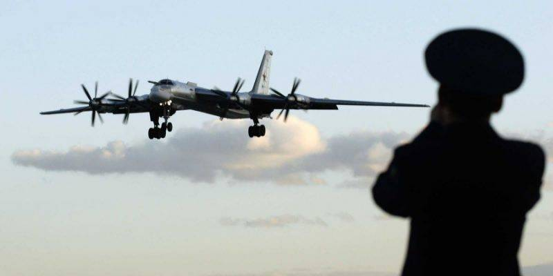 Russia expands bomber patrols near US bases in Pacific