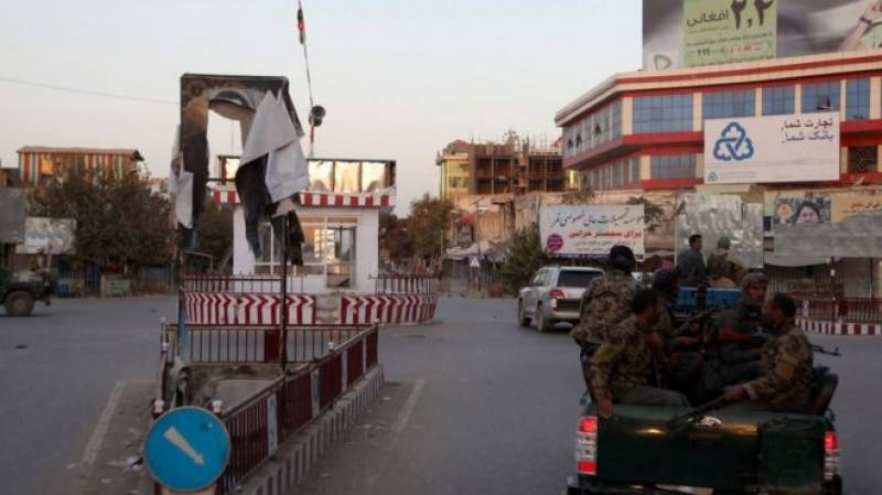 Scores of militants killed as clash for control of Kunduz city continues