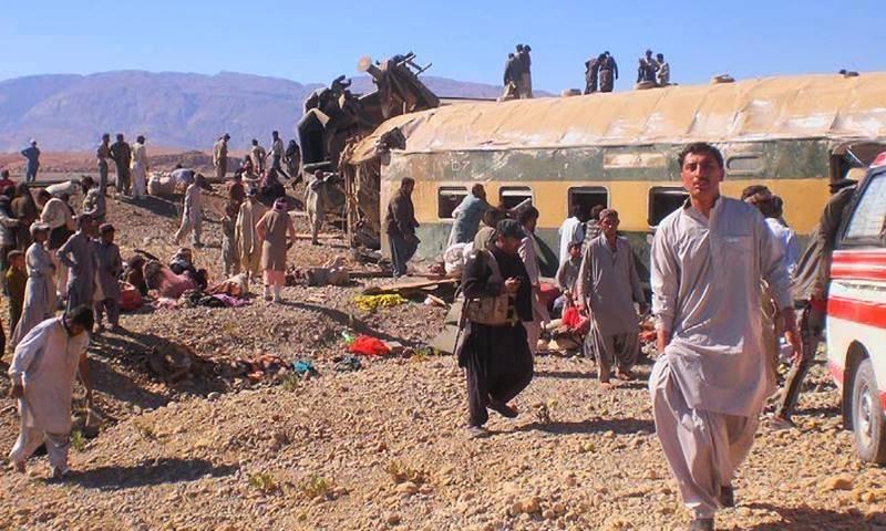 4 killed, 13 injured as twin blasts hit Jaffar Express near Machh