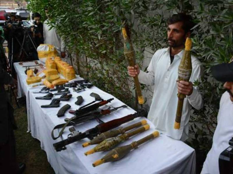 Al-Qaeda South Asia chief among nine terrorists arrested in Karachi