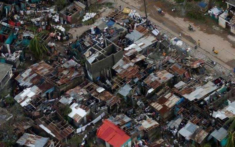 Death toll rises to 140 in Hurricane Matthew