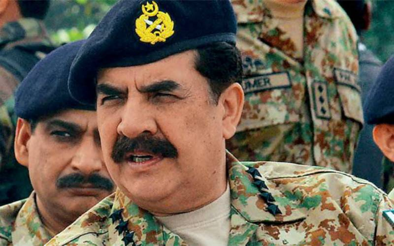 General Raheel briefed about Rangers' readiness along LoC