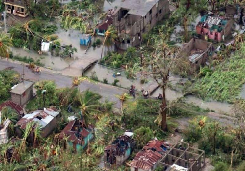 Hurricane Mathew: Toll in Haiti soars to 340
