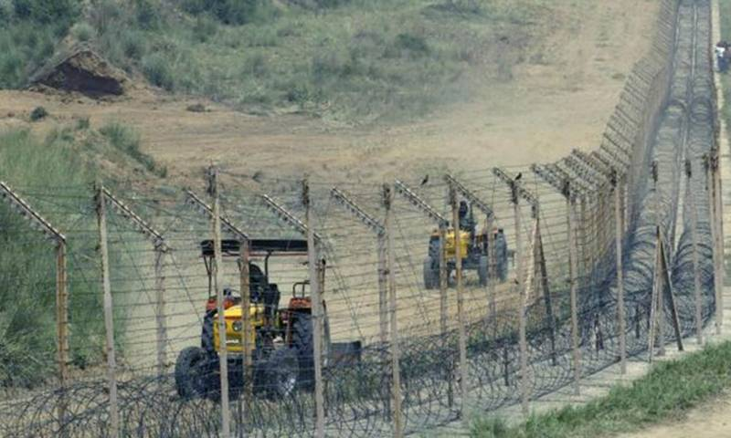 India to completely seal borders with Pakistan by 2018