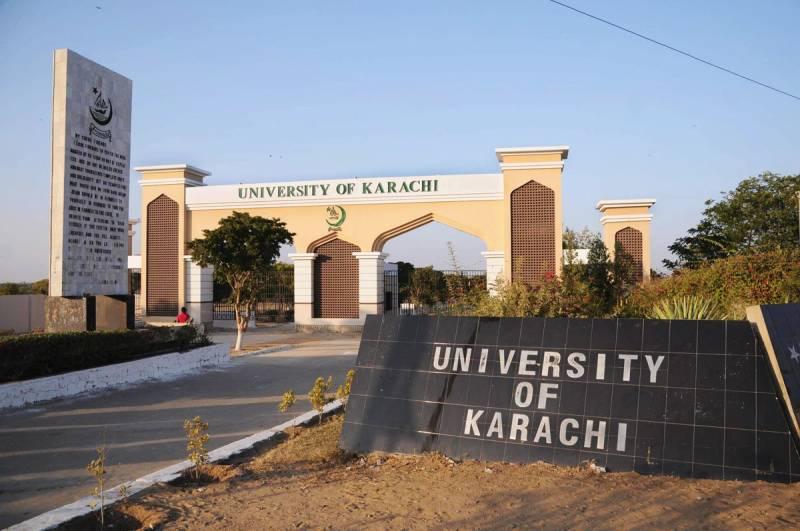 Karachi University professor booked for harassing female teacher