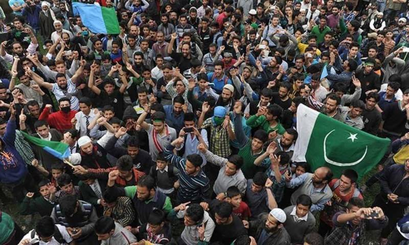 Massive march towards UN office in occupied Kashmir to be held today
