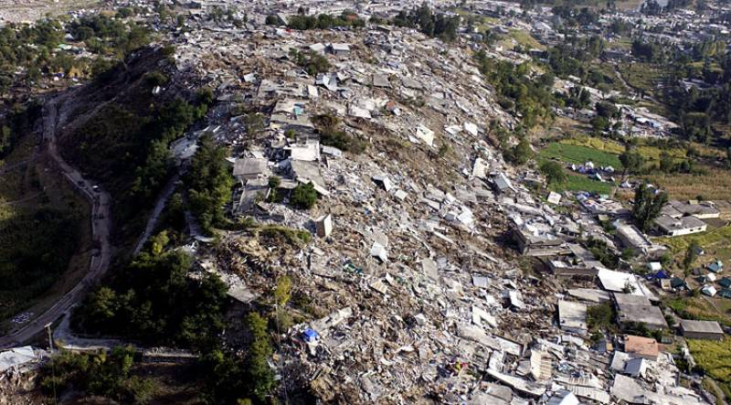 Pakistan to observe 11th anniversary of October 8, 2005 deadly earthquake