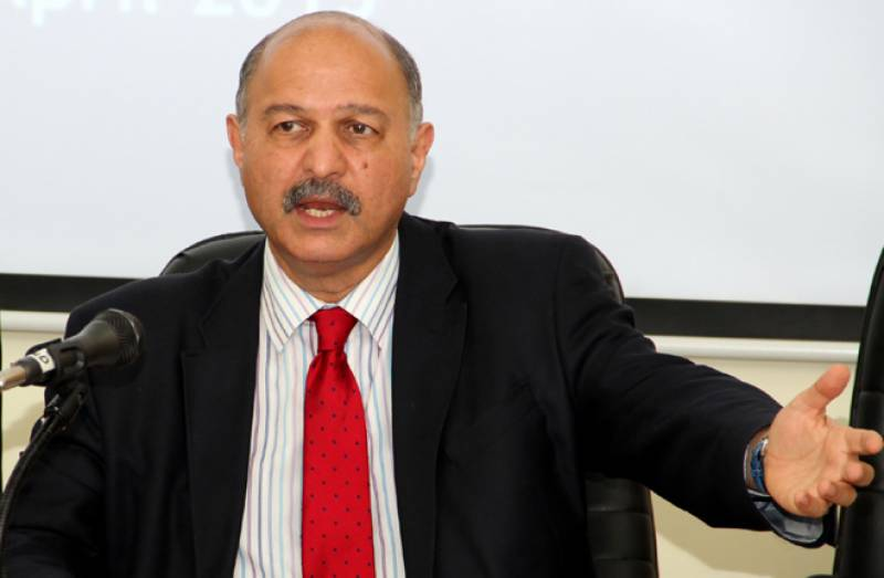 Uprising in Held Kashmir is rejection of status quo, says PM's Special Envoy on Kashmir
