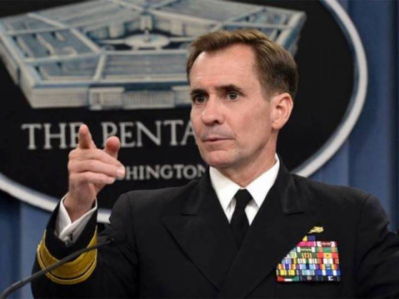 US urges dialogue on Kashmir to defuse Pak-India tensions