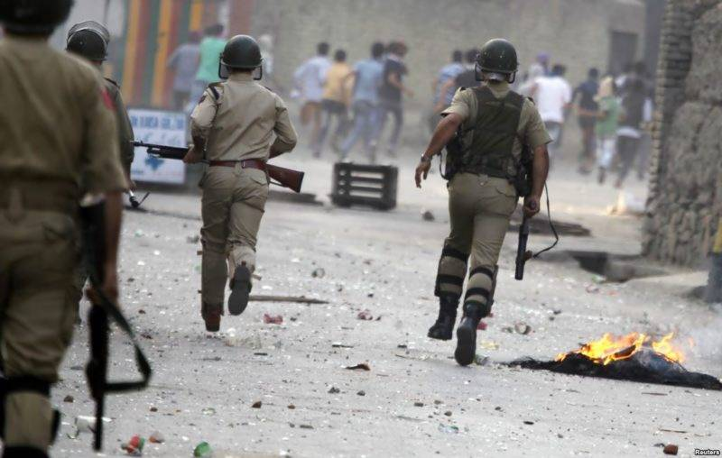 12-year-old dies in pellet firing in occupied Kashmir, death toll reaches 110